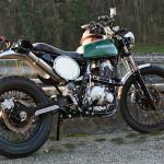 Suzuki DR 650 by Motociclignoranti