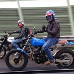 Honda Scrambler by Samy's Garage – in vendita (up for sale)