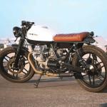 """Moto Guzzi V35 """"Bombay#2"""" by Bombay Garage"""