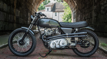 Norton Commando 850 by The Gasbox