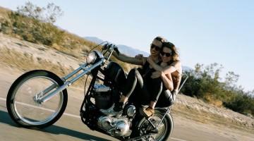 Women's Motorcycle Exhibition