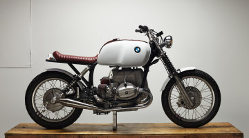 BMW R 100/7 by Chad Hodge