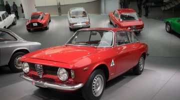 Un giorno al Museo Alfa Romeo (Photo Collection)