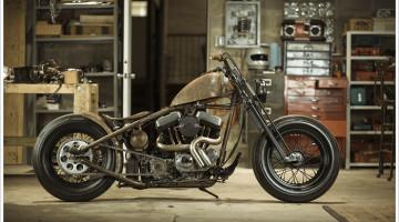 "Harley Davidson Sportster XLH ""1944"" by Dan Kocka"