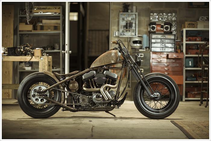 Harley Sportster 1944 Dan Kocka 1