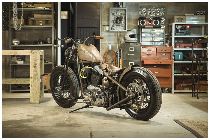 Harley Sportster 1944 Dan Kocka 8