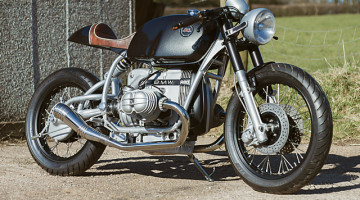 BMW R80 by Avro Customs