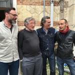 Ted Simon e Roberto Parodi: un pomeriggio tra i motociclisti overland