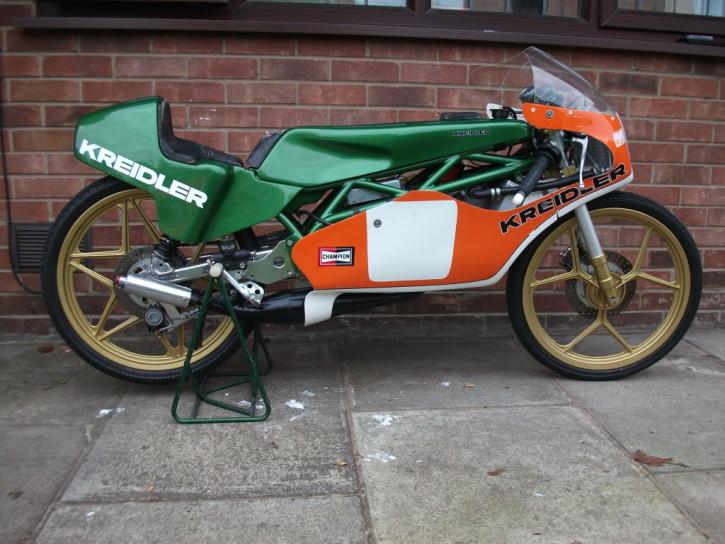 8- Van Veen Kreidler 50 GP 1981