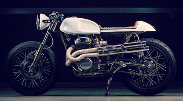 Honda CL 350 by Dia de Los Motos