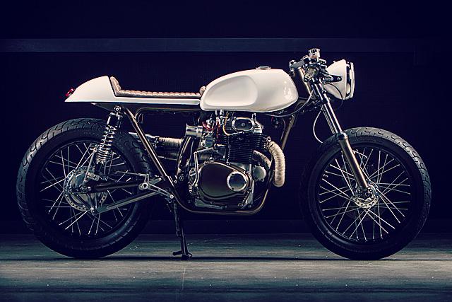 Honda 350 Dia de Los Motos 2