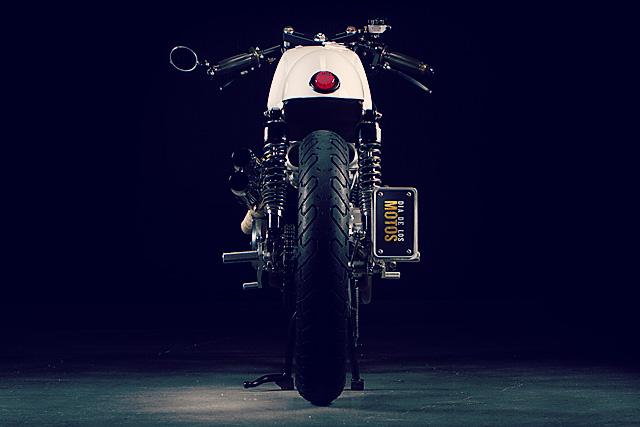 Honda 350 Dia de Los Motos 4