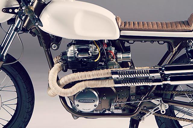 Honda 350 Dia de Los Motos 5