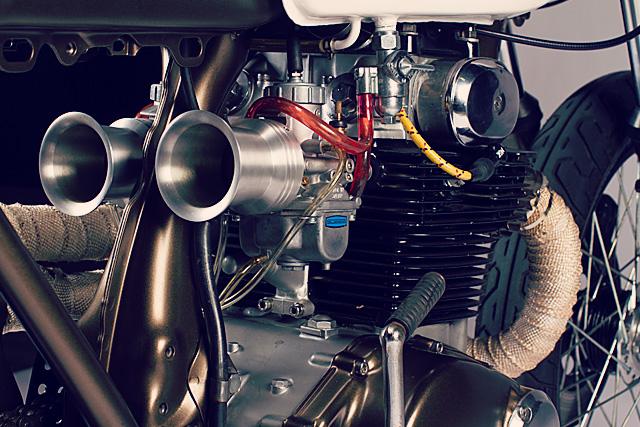Honda 350 Dia de Los Motos 7