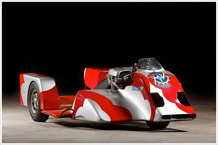 MV 750 Sidecar (1976) 2