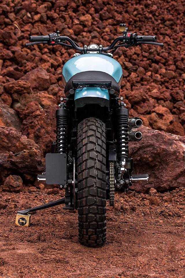 Triumph Scrambler Baja Catrina 9