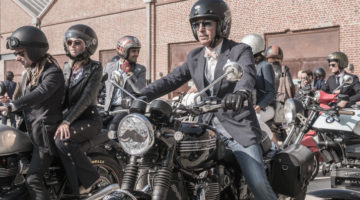 Distinguished Gentleman's Ride 2016, Milano edition. Il chicco che esplode