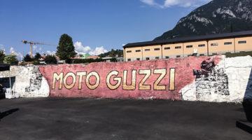 Moto Guzzi: il raduno da record e le 25.000 aquile di Mandello
