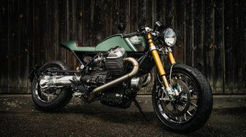 Moto Guzzi MGR 1200 by Radical Guzzi. L'essenza di Mandello