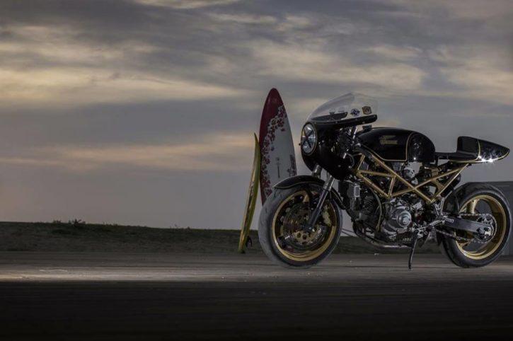 Ducati Cafe Racer - SunRide2016
