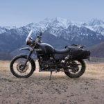 Royal Enfield Himalayan. Il camoscio a due ruote