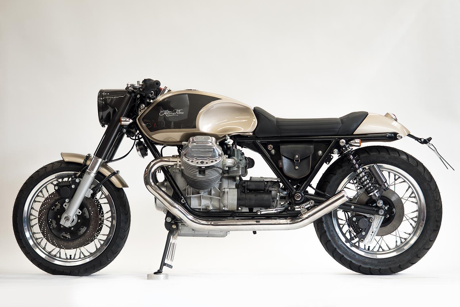 Moto Guzzi Ritmo Veloce by Officine Rossopuro (6)