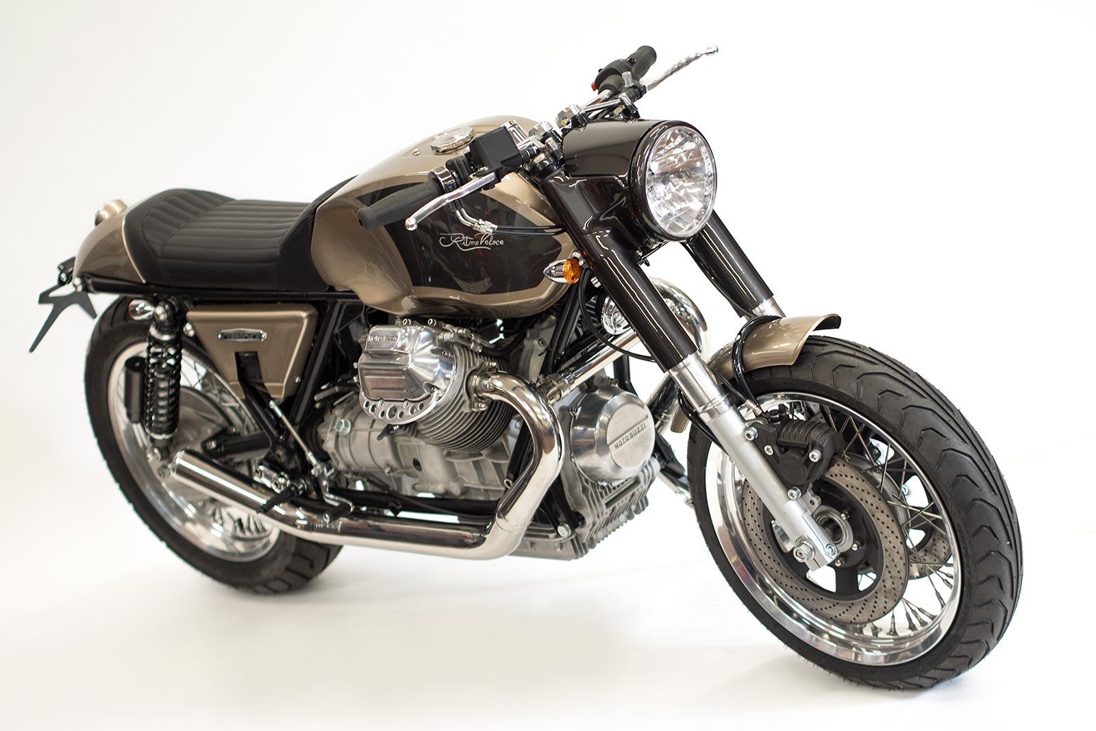 Moto Guzzi Ritmo Veloce by Officine Rossopuro (9)