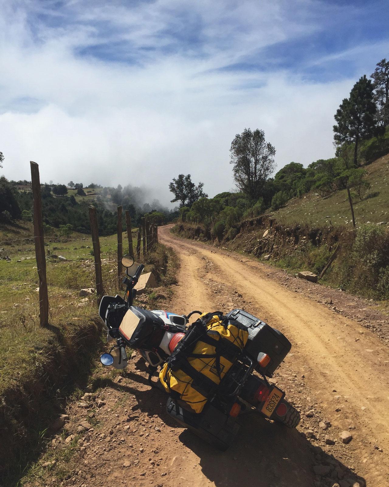 3-Guatemala-Cuchumatanes-Slippery-gravel