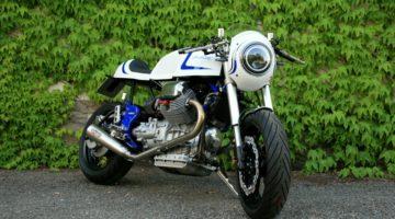 Moto Guzzi V11 Sport by Nico Dragoni Motociclette