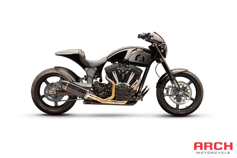 Le moto Arch Motorcycl...