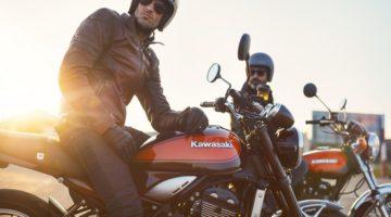 Kawasaki Z900RS: la rinascita di un mito in chiave modern classic