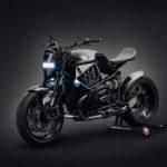 BMW R Nine T Dark Fighter by Mandrill Garage