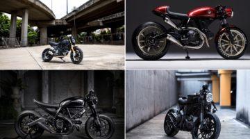 Custom Rumble 2018: le 4 Ducati Scrambler special scelte per la finale