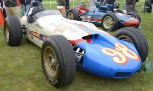 1963 Agajanian Willard Battery Watson Special 3-4
