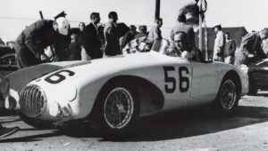 OSCA MT4 1500 Spider 1954 Bill Lloyd