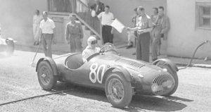 OSCA MT4 Siluro 1949
