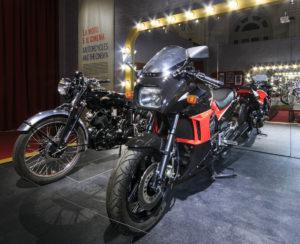 REGGIA-25- mostra Easy Rider-IMG_9687-moto dal film top gun