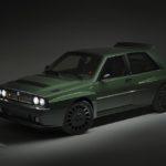 """Lancia Delta Integrale """"Futurista"""". L'auto della vita"""