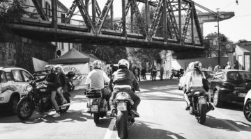 Beneficenza e solidarietà al Distinguished Gentleman's Ride di Genova