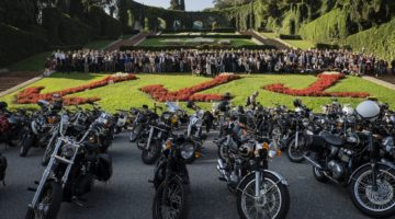The Distinguished Gentleman's Ride 2018: i ride in stile italiano
