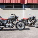 Triumph Bonneville T120 Bathtub, storia di un revival