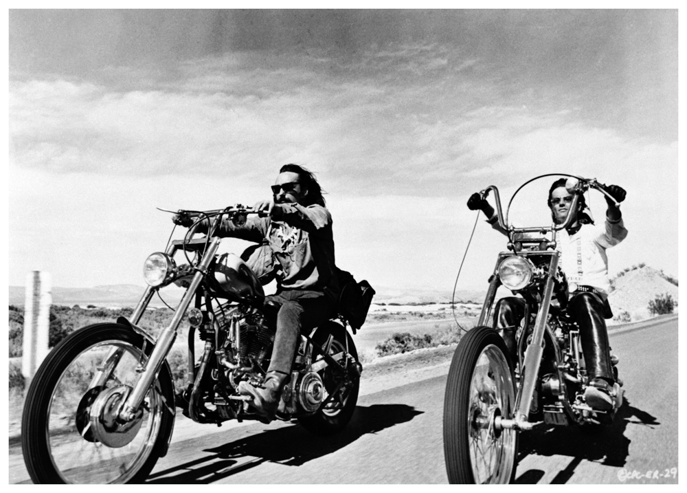 Rust and Glory Easy Rider