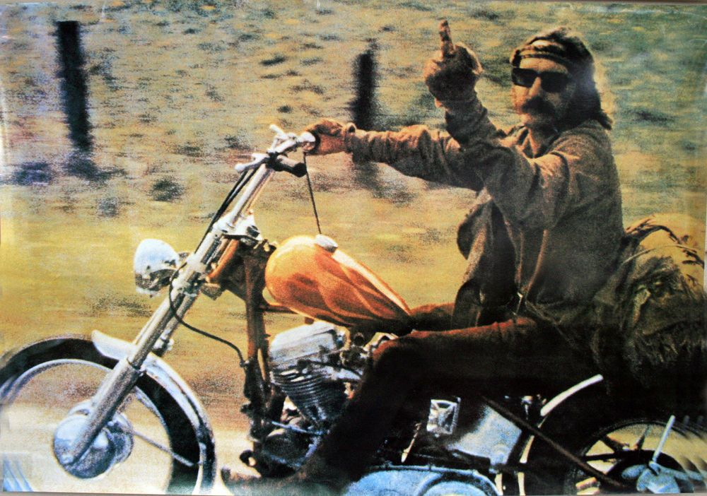 Rust and Glory_Dennis Hopper Easy Rider
