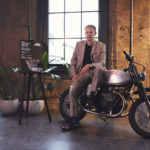 Moto Guzzi e Tom Dixon protagonisti al London Design Festival