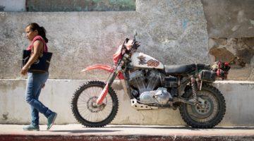 "Harley Davidson Sportster 883 ""Frijole"". All'assalto del deserto messicano"