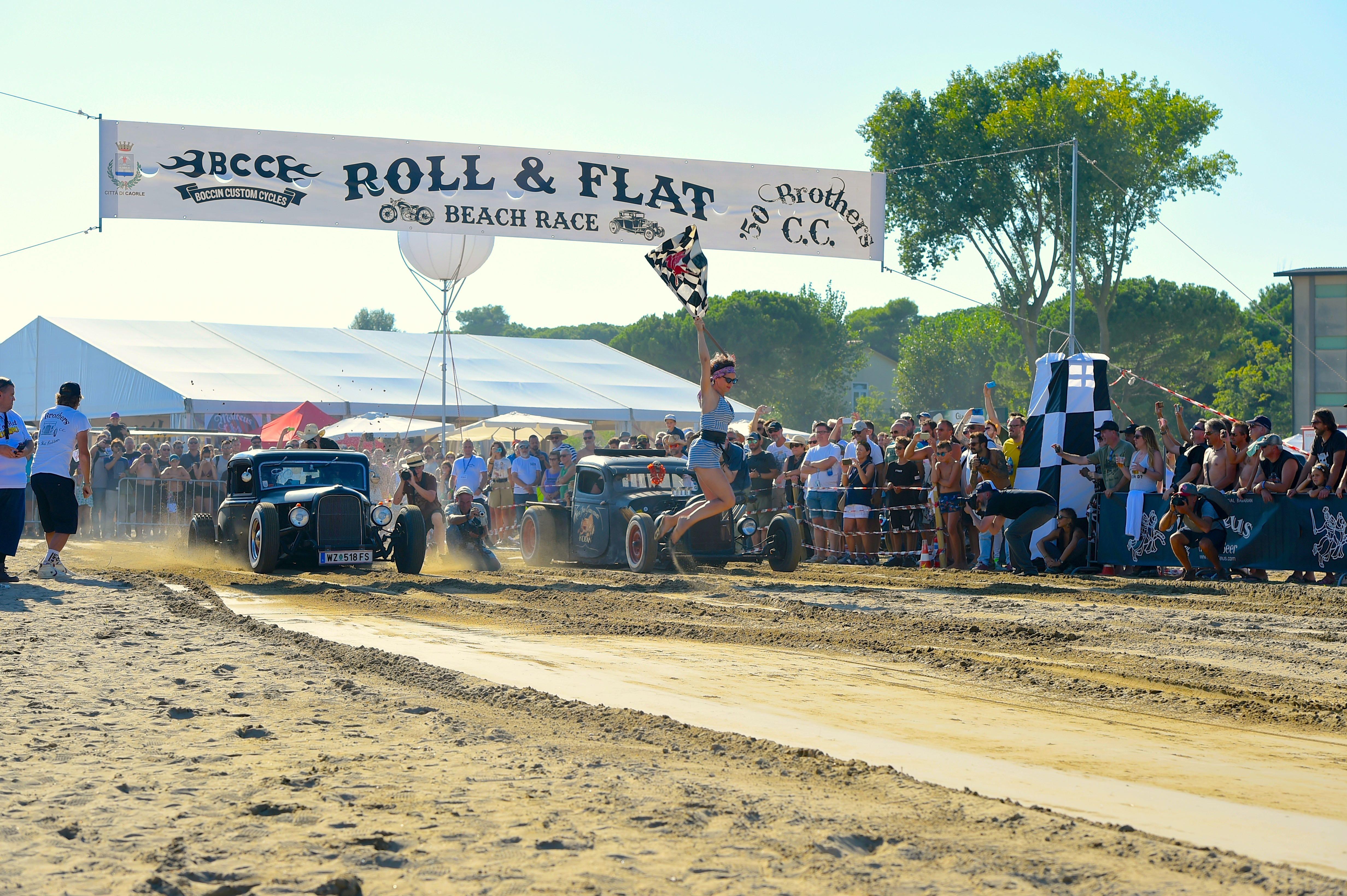 Roll'n Flat Beach Race _ Start 2