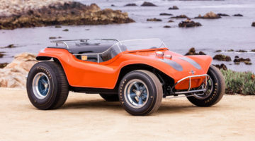 In vendita la dune buggy di Steve McQueen ne' Il Caso Thomas Crown