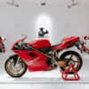 La Ducati 916 di Massimo Tamburini in mostra a Bologna