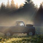La Land Rover One Ton venuta da Sud per abbagliarci di sole
