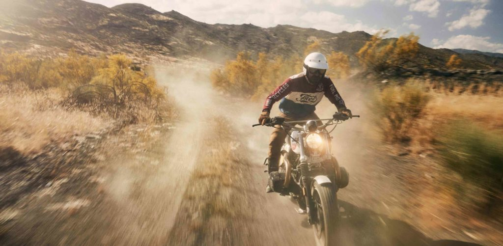 BMW R NineT Coyote - Fuel Motorcycles - Rust and Glory - 1